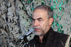 سردار سرتیپ یدالله جوانی مشاور نماینده ولی فقیه در سپاه پاسداران انقلاب اسلامی