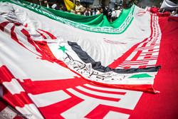 راهپیمایی روز قدس برای بیداری اسلامی است