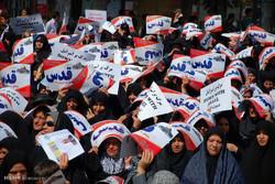 اعلام مسیرها و سخنرانان راهپیمایی روز قدس در سطح استان تهران