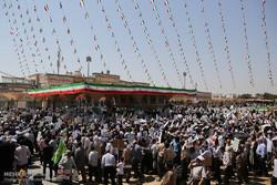 استاندار البرز از حضور مردم در راهپیمایی روز قدس تشکر کرد