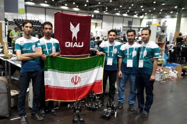Iran trounces US in RoboCup 2016