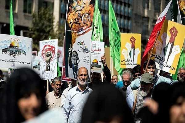 جمهوری اسلامی دفاع از مظلومیت را در دستور کار خود قرار داده است