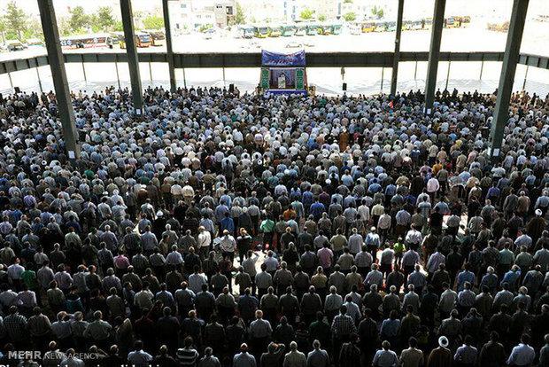 راهپیمایی روز جهانی قدس در شاهرود