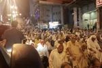 زخمی شدن ۱۸ حاجی بر اثر ازدحام جمعیت در منطقه «الحرم»