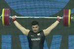 رکوردگیری کادر فنی از اردونشینان تیم ملی وزنه برداری
