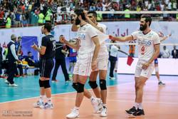 İran-Sırbistan maçının ilginç anları