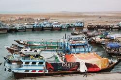 گمرک بندر صادرات و واردات لنج کشتی قایق تجارت دریایی شناور باری