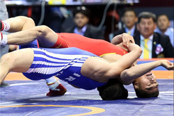 Iran's cadet wrestlers reach final in Georgia