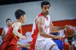 بسکتبال - ارسلان کاظمی