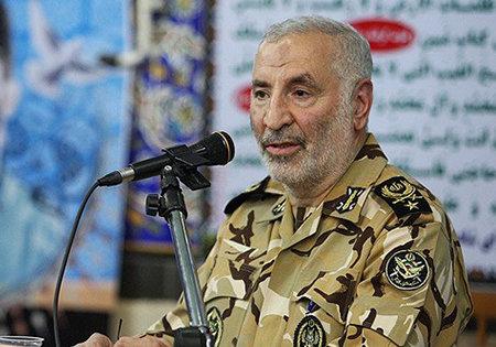 مسؤول عسكري ايراني : صواريخنا مصوبة نحو تل ابيب