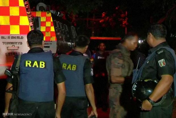 حمله تروریستی در بنگلادش
