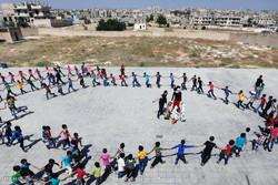 رفتن به مدرسه در سوریه