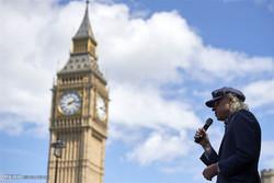 ABD'deki protestolar, İngiltere'ye de sıçradı
