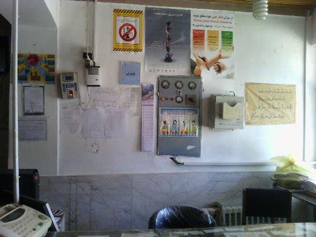 ۳ مرکز جامع سلامت روستایی شرق مازندران به بهره برداری رسید