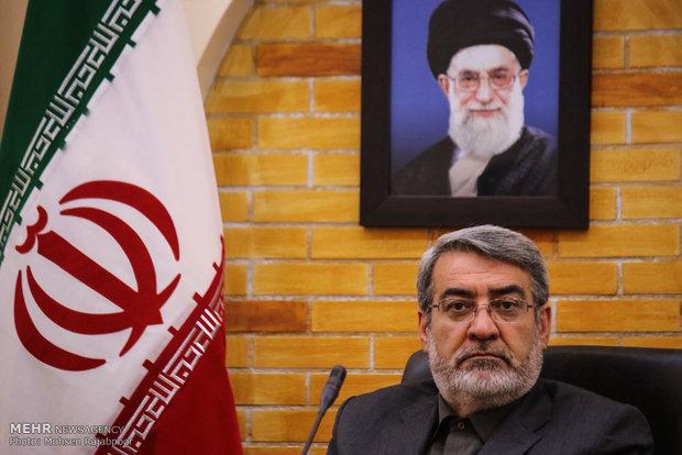 سفر عبدالرضا رحمانی فضلی وزیر کشور به کرمان  آغاز برنامههای انتخابات ریاست جمهوری ۹۶ از چهار ماه دیگر 2128031
