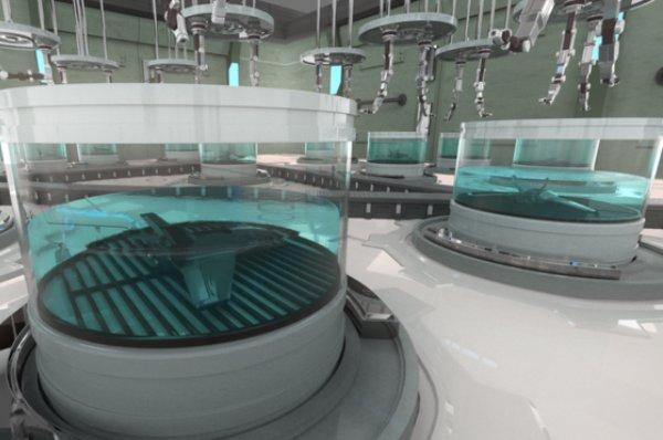 پرورش پهپاد در آزمایشگاه!