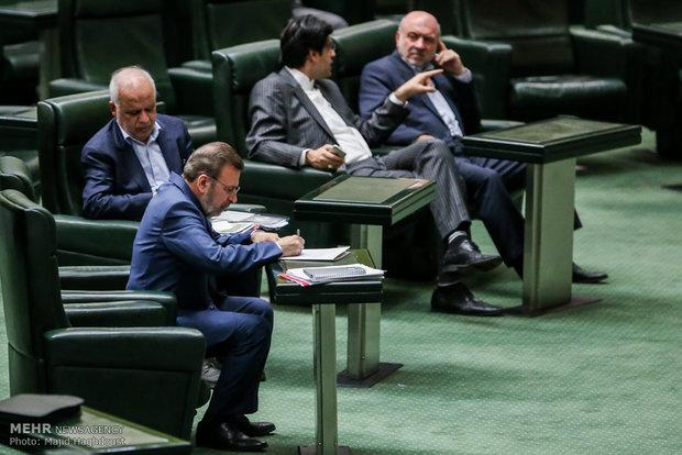 اجتماع أعضاء مجلس الشورى الاسلامي