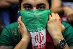 İran Voleybol Milli Takımı, Arjantın'i yendi/ Fotoğraf