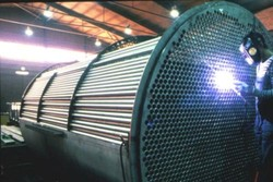 مبدلهای حرارتی برای صنعت پتروشیمی ساخته شدند