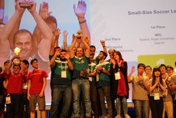 RoboCup 2016 wraps up with 13 titles for Iranian teams