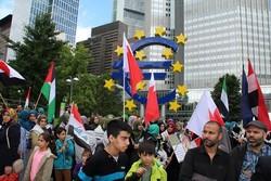 راهپیمایی روز جهانی قدس در آلمان برگزار شد