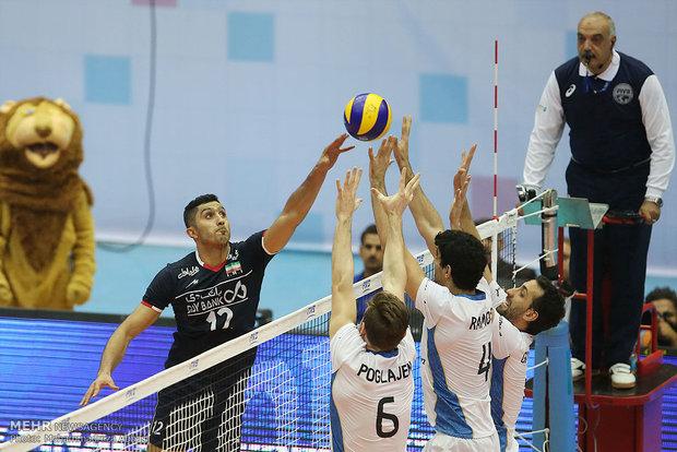 اسامی بازیکنان تیم ملی والیبال ایران برای المپیک اعلام شد