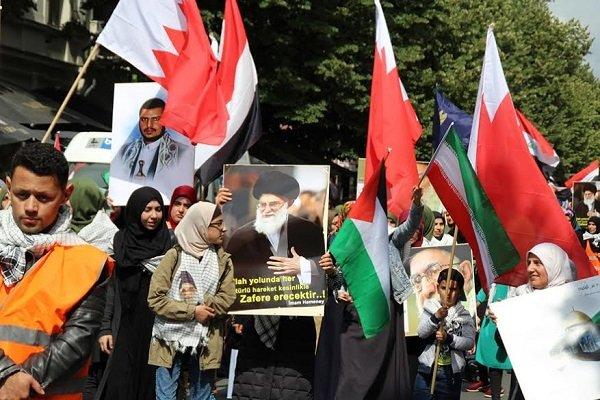 مسيرات في ألمانيا لإحياء يوم القدس العالمي