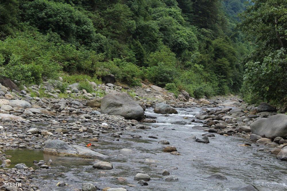 دوآب سیاهکلرود چابکسر,منطقه گردشگری دوآب سیاهکلرود چابکسر