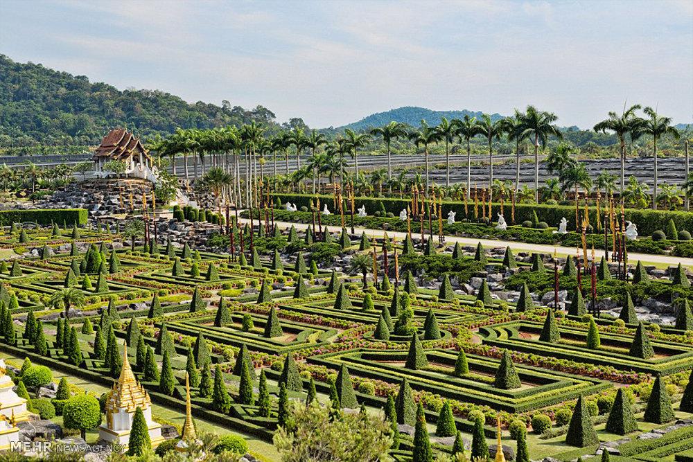 باغ های زیبا در نقاط مختلف جهان