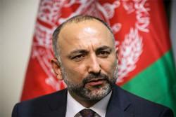 اتمر برای شرکت در انتخابات آتی ریاست جمهوری افغانستان، استعفا داد