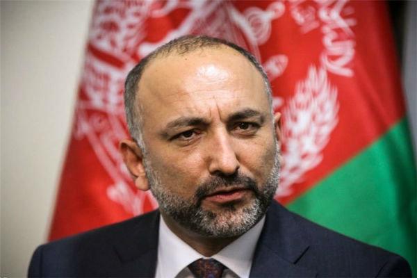 تماس «حنیف اتمر» با طالبان صحت ندارد,