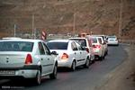 محدودیت های ترافیکی جاده چالوس اعلام شد