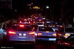 ترافیک سنگین در محور جاجرود