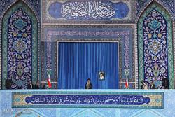 اقامه نماز عید سعید فطر -3