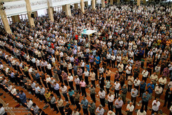 گرگان میں نماز عید فطر کا انعقاد