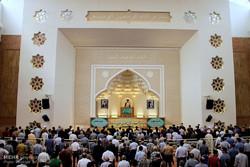 اقامه نماز عید سعید فطر در گرگان