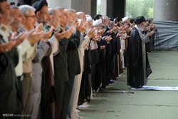 اقامة صلاة عيد الفطر في طهران