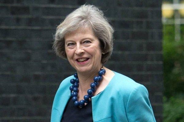 تيريزا ماي رئيساً للحكومة البريطانية خلفاً لديفيد كاميرو