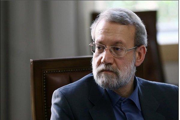 لاريجاني: عدم رفع العقوبات بشكل كامل يعني فشل الإتفاق النووي