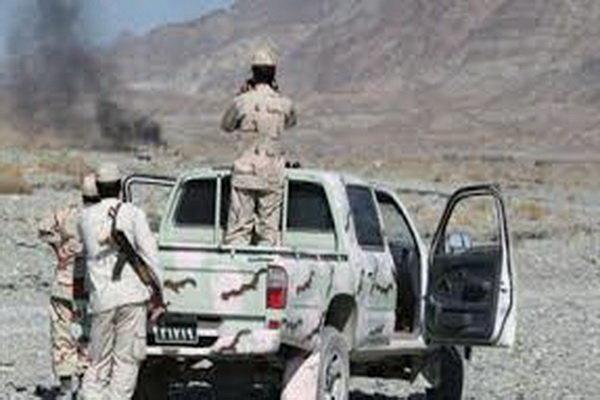 استشهاد 4 من قوات حرس الحدود الايرانية في محافظة سيستان وبلوشستان
