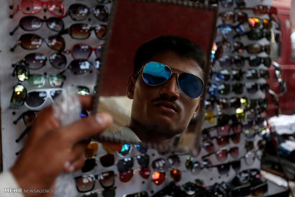 جشن عید فطر در اقصی نقاط جهان