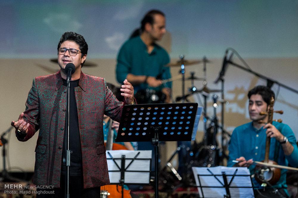 اجرای کنسرت آنلاین حجت اشرف زاده
