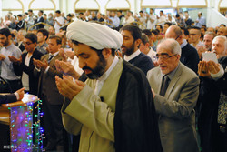 Eid al-Fitr prayers in London