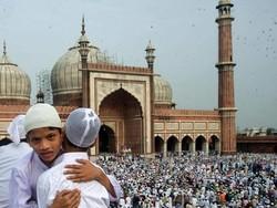 ہندوستان اور بنگلہ دیش میں آج عیدالفطر منائی جارہی ہے