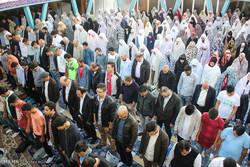 Hamburg İslam Merkezi'nde Ramazan Bayramı Namazı