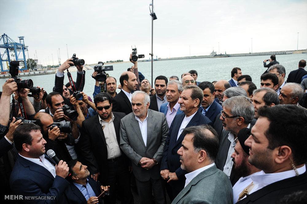 سفر معاون اول رئیس جمهور به مازندران