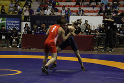 Two wrestlers reach finals of Asian Cadet C'ship Day 3