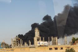 Petchem. complex fire takes toll on staff