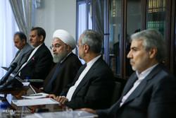 جلسه ویژه ستاد اقتصادی/تصمیم گیری درباره بسته مقابله باتحریم