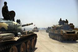 Halep'in doğusunda çatışmalar şiddetlendi / Video